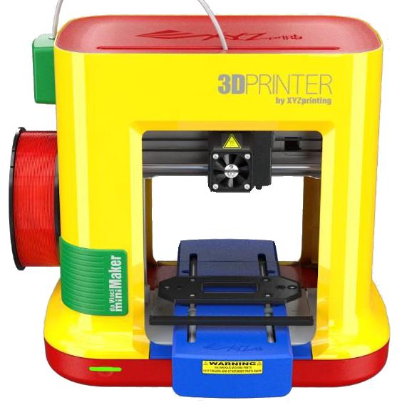 XYZ da Vinci miniMaker
