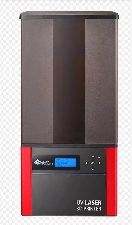 3D tiskárna XYZ Nobel 1.0A SLA