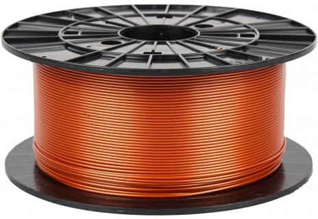 Plasty Mladeč PLA měděná Průměr struny: 1.75 mm, Hmotnost návinu: 1 kg